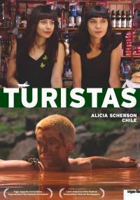 Turistas (2009) plakat