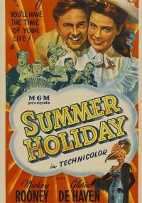 Letnie wakacje (1948) plakat