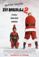 plakat - Zły Mikołaj 2 (2016)