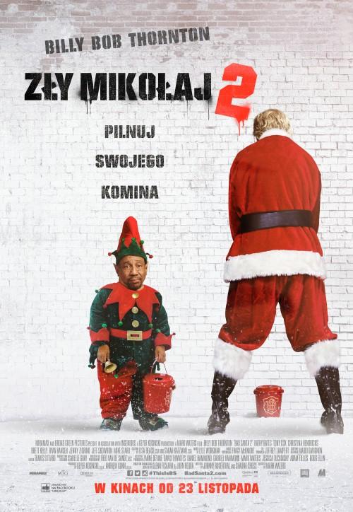 Zły Mikołaj 2 online na Zalukaj TV