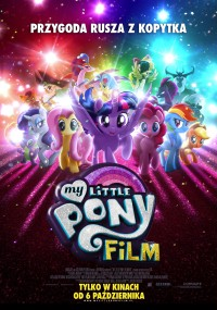 My Little Pony. Film (2017) plakat