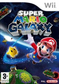 Super Mario Galaxy (2007) plakat