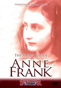 Krótkie życie Anny Frank (2001) plakat