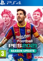 plakat - eFootball PES 2021 (2020)