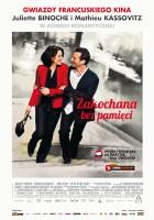 plakat - Zakochana bez pamięci (2012)