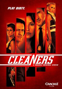 Cleaners (2013) plakat