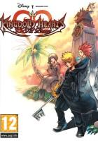 Kingdom Hearts 358/2 Days (2009) plakat