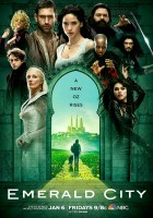 plakat - Emerald City (2017)