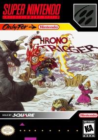 Chrono Trigger (1995) plakat