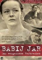 plakat - Babi Jar (2003)