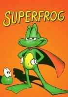 Superfrog (1994) plakat