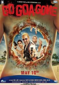Go Goa Gone (2013) plakat