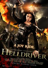 Helldriver (2010) plakat