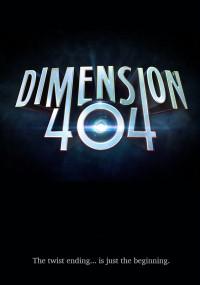 Wymiar 404 (2017) plakat