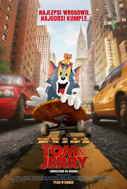 Tom & Jerry (2021) - Filmweb