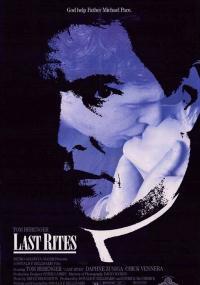 Ostatni sakrament (1988) plakat