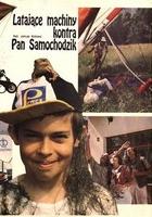 Latające machiny kontra Pan Samochodzik (1991) plakat