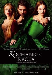 Kochanice króla (2008) plakat