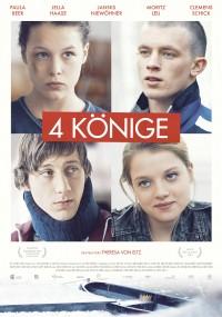 Czterej królowie (2015) plakat