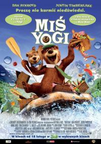 Miś Yogi (2010) plakat