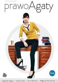 Prawo Agaty (2012) plakat