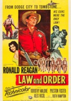 plakat - Law and Order (1953)