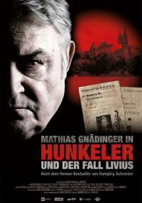 Hunkeler und der Fall Livius (2009) plakat