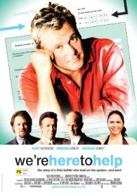 We're Here to Help (2007) plakat