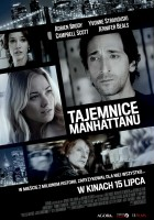 plakat - Tajemnice Manhattanu (2016)
