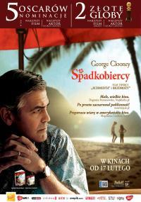 Spadkobiercy (2011) plakat