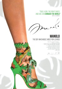 Manolo: The Boy Who Made Shoes for Lizards (2017) plakat