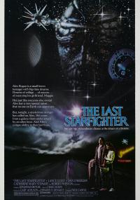 Ostatni gwiezdny wojownik (1984) plakat