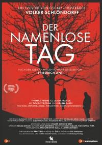 Der namenlose Tag (2017) plakat