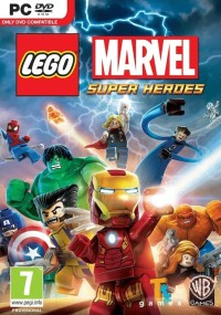 LEGO Marvel Super Heroes (2013) plakat