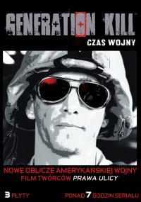 Generation Kill: Czas wojny (2008) plakat