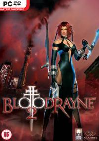 BloodRayne 2 (2004) plakat