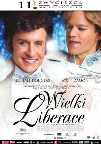 Wielki Liberace (2013) plakat