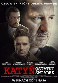 Katyń – Ostatni świadek (2017) plakat