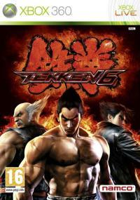 Tekken 6 (2009) plakat