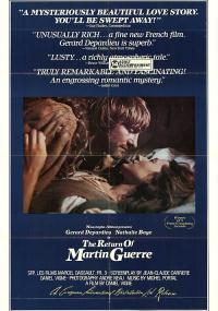 Powrót Martina Guerre (1981) plakat