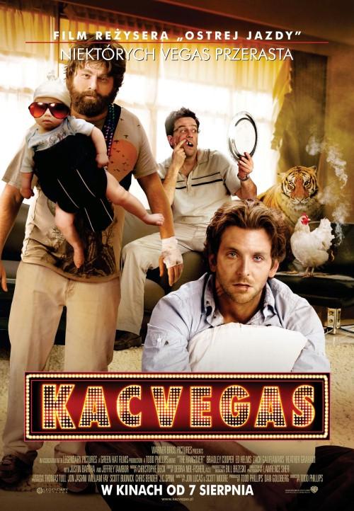 Kac Vegas Poster