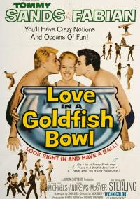 Love in a Goldfish Bowl (1961) plakat