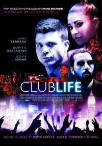 Club Life (2015) plakat