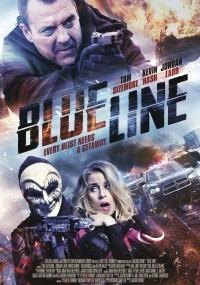 Blue Line (2017) plakat