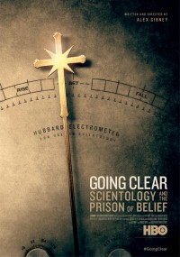 Droga do wyzwolenia. Scjentologia, Hollywood i pułapki wiary (2015) plakat