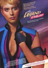 Legenda o Billie Jean (1985) plakat