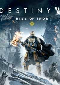 Destiny: Rise of Iron (2016) plakat