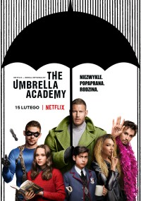 The Umbrella Academy (2019) plakat