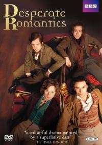 Desperate Romantics (2009) plakat