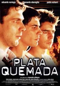 Spalona forsa (2000) plakat